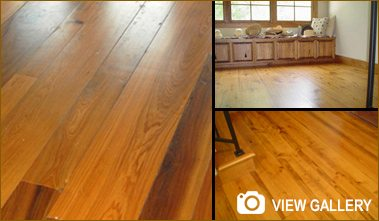 Cypress Flooring Gallery