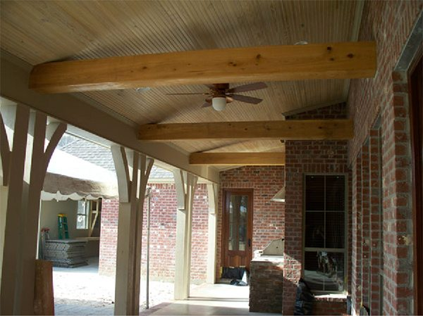 New Cypress Beams