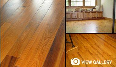 Cypress Flooring
