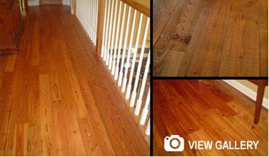 Heart Pine Flooring