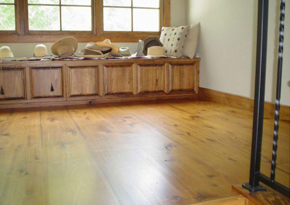 Cajun Cypress Flooring
