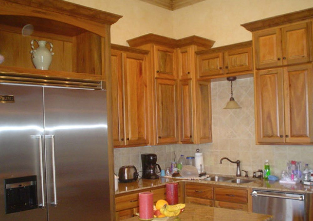 Cajun Cypress Cabinets and Millwork