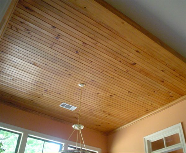 Cypress Tongue And Groove Ceiling Zef Jam